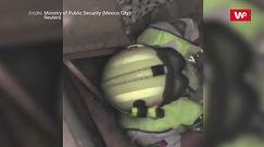 Uwięziony noworodek. Akcja w Meksyku