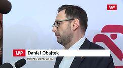 """Formuła 1. Daniel Obajtek zdradza plan Orlenu. """"Rok inwestycji nie byłby opłacalny"""""""