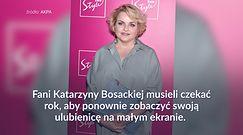 Katarzyna Bosacka wraca z nowym programem. Znamy szczegóły