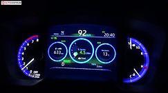 Toyota Corolla 2.0 Hybrid Dynamic Force 180 KM (AT) - pomiar zużycia paliwa