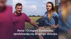 Anna Bardowska pokazała się w zaawansowanej ciąży