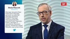 Bogdan Zdrojewski o europejskiej krytyce rozwiązań PiS: rodzic ma obowiązek przestrzec dziecko
