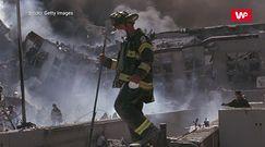 Toksyczne opary z World Trade Center. Rak szaleje wśród ratowników