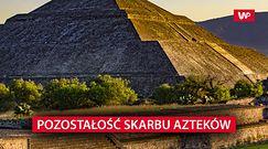 Tajemnica sztabki złota Azteków