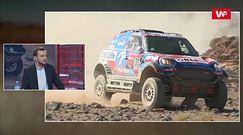 Fernando Alonso błyszczy w Rajdzie Dakar. Hiszpan zasłużył na szacunek