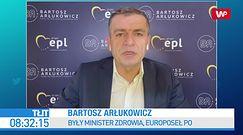 Bartosz Arłukowicz odpowiada Patrykowi Jakiemu ws. budżetu UE