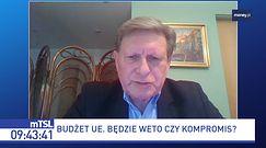 Na stole kompromis ws. budżetu UE. Balcerowicz: awantura zakończyła się fiaskiem