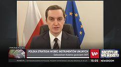 """Budżet UE. Polska zgodzi się na kompromis? Wiceminister: """"Będzie to taki miecz Damoklesa"""""""