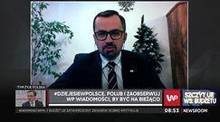 Szczyt UE. Przytyczek Marcina Horały do Zbigniewa Ziobry. Tak odpowiedział na wpis
