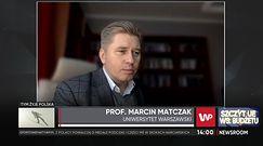 Budżet UE. Prof. Marcin Matczak: odetchnąłem z ulgą