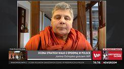 Janina Ochojska apeluje o to, by szczepić się przeciwko COVID-19