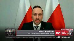Budżet UE. Janusz Kowalski: premier zgodził się na rozporządzenie, które pozwoli odbierać Polsce suwerenność