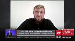Polacy umierają w domach. Branża pogrzebowa komentuje