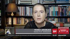 Monika Jaruzelska komentuje oświadczenie Kingi Dudy: Mnie to cieszy