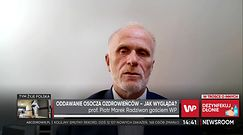 Jak zostać dawcą osocza dla chorych na COVID-19? Prof. Piotr Marek Radziwon wyjaśnia (WIDEO)