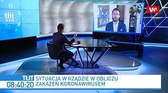 """Koronawirus w PiS. """"Prezes Jarosław Kaczyński pracuje w centrali przy Nowogrodzkiej"""""""
