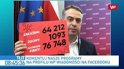 """Krzysztof Gawkowski pokazuje """"liczby hańby PiS"""". Mówi o dymisji Mateusza Morawieckiego"""