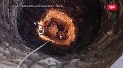 Studnia pełna tajemnic. Odkrycie w ruinach zamku Gryf na Dolnym Śląsku