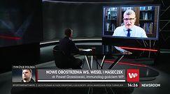 """Dr Grzesiowski komentuje restrykcje dotyczące noszenia maseczek na zewnątrz. """"Wirusa na ulicy nie spotkamy"""""""