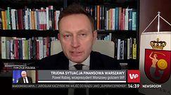 Marcin Najman uderza we władze Warszawy. Paweł Rabiej: trzeba przestrzegać zasad