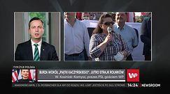 Strajk rolników w Warszawie. Prezes PSL pójdzie na protest