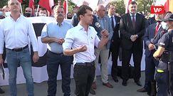 """Protest rolników w Warszawie. """"PiS chce toporem naprawiać rolnictwo"""""""