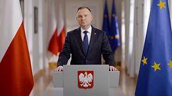 Narodowe Święto Niepodległości Polski. Orędzie prezydenta Andrzeja Dudy