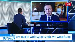 Koronawirus w Polsce. Uczniowie nie wrócą do szkół?