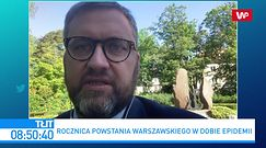 Rocznica wybuchu Powstania Warszawskiego. Ograniczone obchody