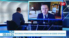 Akcja WP dla Powstańca. Paweł Rabiej wspominał zeszłoroczne wydarzenie
