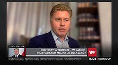 Wyniki wyborów 2020. Prof. Macin Matczak: wierzę w protesty wyborcze