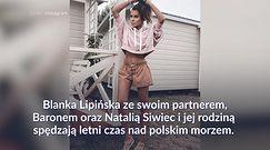 Polskie gwiazdy na wakacjach. Wolały nie ryzykować