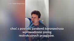 #dziejesiewsporcie: kierowcy F1 przeszli testy na obecność koronawirusa. Wymaz to nic przyjemnego