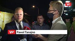 """Debata prezydencka 2020. Paweł Tanajno """"zdradza sekret"""". Mówi, co postawił na pulpicie Andrzeja Dudy"""