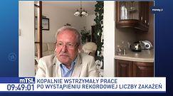 """Koronawirus na Śląsku. """"Państwo sobie nie poradziło. Zbyt słabe zabezpieczenia"""""""
