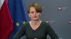 """Wzburzenie w Sejmie po słowach o """"chamskiej hołocie"""". Wicepremier Emilewicz komentuje"""