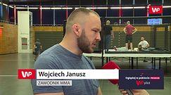 """""""Klatka po klatce"""" EFM 3: Wojciech Janusz po wrażeniem. """"Wszystko jest świetnie zorganizowane"""""""