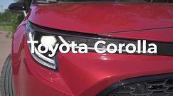 Toyota Corolla - Samochód Roku Internautów Wirtualnej Polski 2020 - prezentacja zwycięzcy