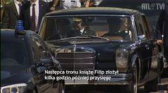 Abdykował król Albert II. Niech żyje nowy król Filip!