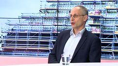 #dziejesienazywo: Machcewicz: tworzenie muzeum to nie jest Wyścig Pokoju