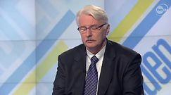 Witold Waszczykowski: Wałęsa mógł być marionetką sterowaną przez reżim