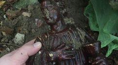 Znaleźli barokową rzeźbę. Skradziono ją z kościoła ok. 70 lat temu