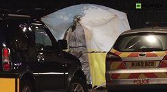 Ofiara śmiertelna ataku nożownika w Londynie
