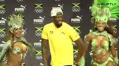 Dziennikarz zarapował Boltowi
