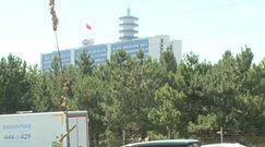 Dziennikarz WP w Ankarze: ten budynek zajęli puczyści i sterroryzowali prezenterkę