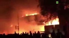 Podwójny zamach bombowy w Bagdadzie