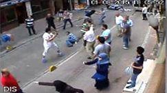 """Hit sieci: Turysta z Irlandii pobił tureckich sklepikarzy. """"Zadarli z niewłaściwym człowiekiem"""""""