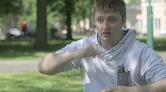 Polacy rapują w języku migowym