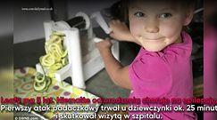 Dieta ketogeniczna wyeliminowała napady padaczkowe u 5-latki?