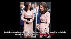 Co robi Kate Middleton w ciąży, żeby zachować figurę?